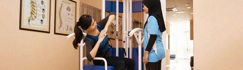 Physiotherapy Treatment Petaling Jaya Malaysia