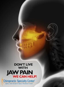 TMJ Specialist for jaw pain