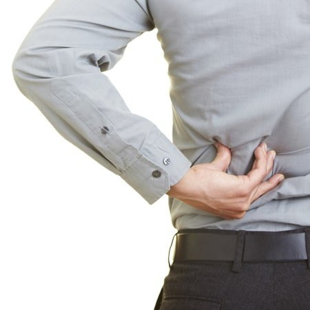 stop back pain caused by Ligamentum Flavum Hypertrophy