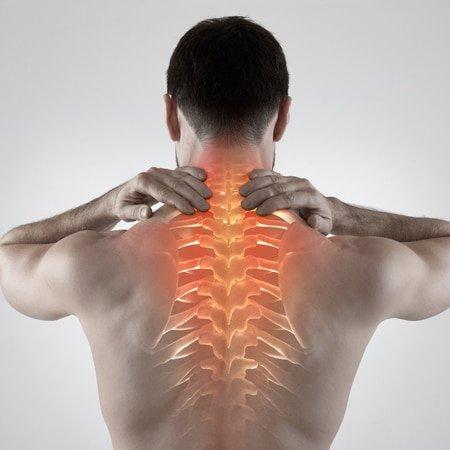 neck pain and Ligamentum Flavum Hypertrophy